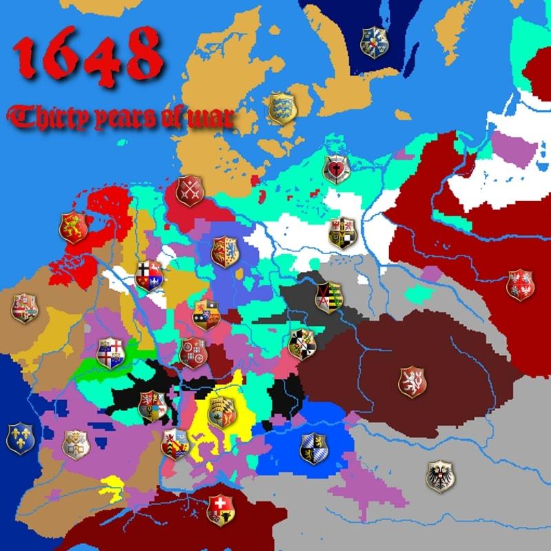 1648 : Thirty Years of War (Der dreissigjahrige Krieg ...