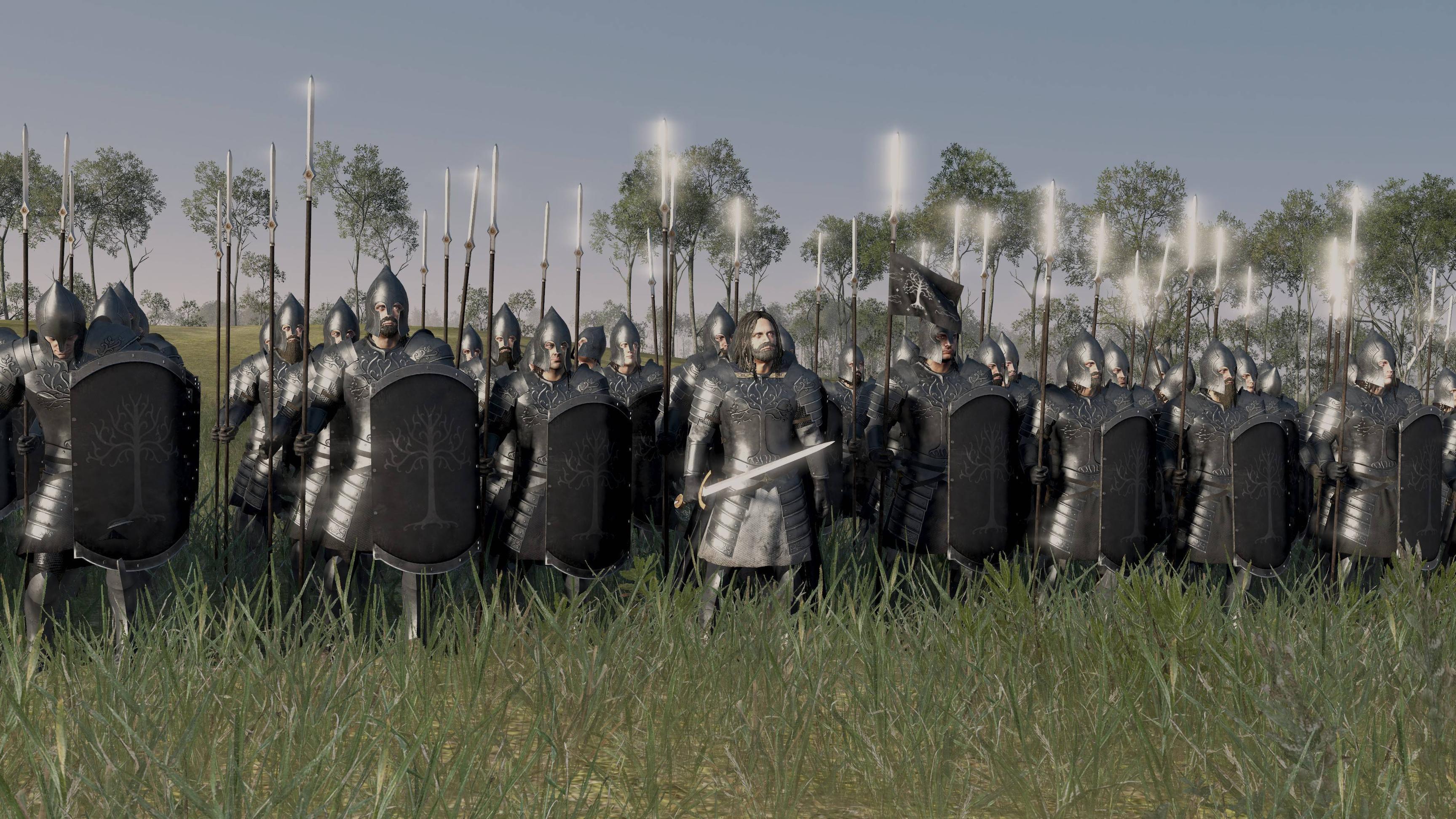 Rise Of Mordor Aper 231 U Du Royaume Du Gondor Mis 224 Jour