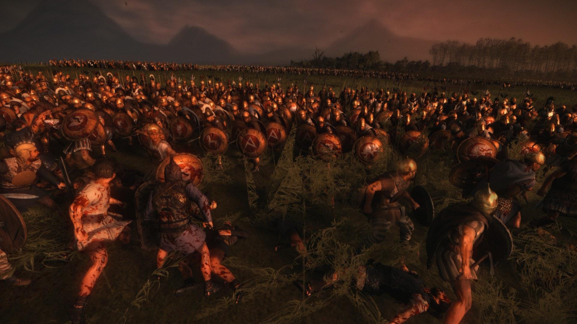 Rome: Total War (2004) - Full Game Download | GAMESIS